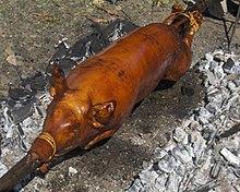 菲律宾烧乳猪