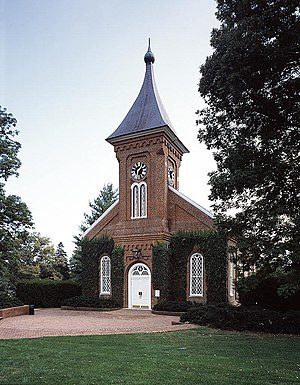 Lexington, Virginia - Lee Chapel
