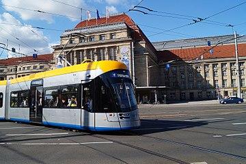 Straßenbahn Leipzig Wikiwand