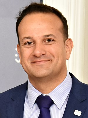 Government of the 32nd Dáil - Image: Leo Varadkar 2016
