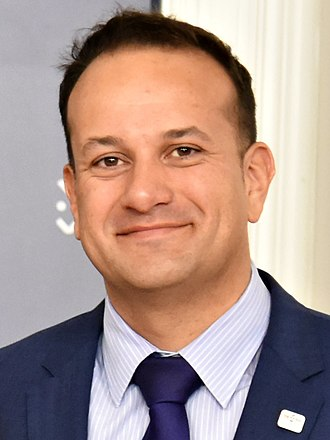 British–Irish Council - Image: Leo Varadkar 2016