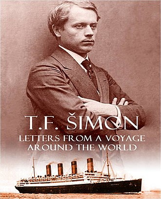 T. F. Šimon - Image: Letters from a Voyage Around the World