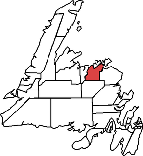 Lewisporte (electoral district) provincial electoral district, Newfoundland and Labrador, Canada