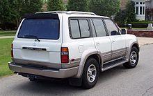Lexus LX - Wikipedia