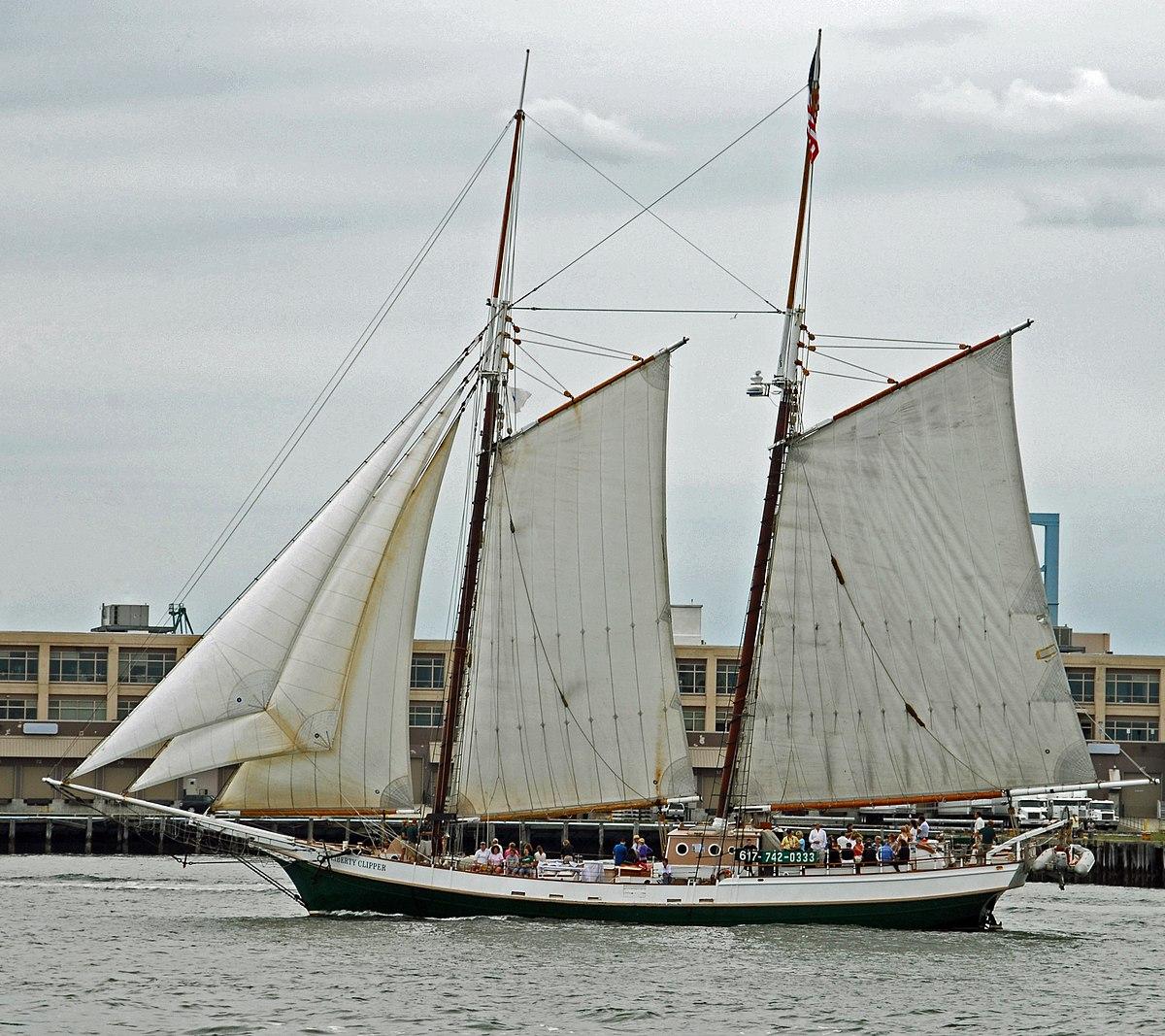 East Coast Diesel >> Liberty Clipper - Wikipedia