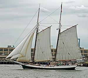 Liberty Clipper - Image: Liberty Clipper Boston