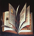 Libro aperto, uffizi.jpg