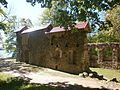 Lielvārde Castle ruins 01.JPG