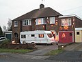 Lights, Poplar Road, Dorridge B93, 1 - geograph.org.uk - 2196457.jpg