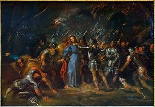 L'Arrestation de Jésus au jardin des oliviers