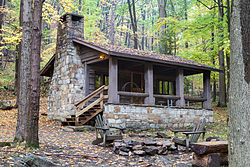 Linn Run State Park Family Cabin District Cabin 9.jpg