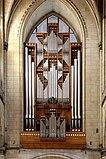 Linz - Mariendom, cathedral organ.JPG