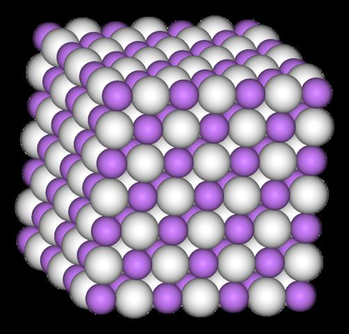 Lithium Hydride Crystal