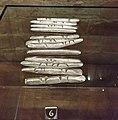Lithuanian Long currency in the Trakai Island Castle Museum.jpg
