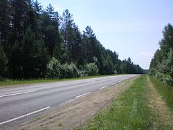 Lithuanian Road A4.JPG