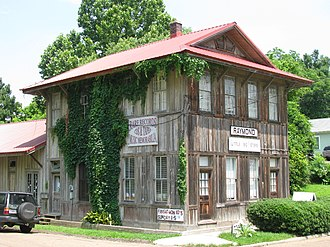 Raymond, Mississippi - Little Big Store in Raymond