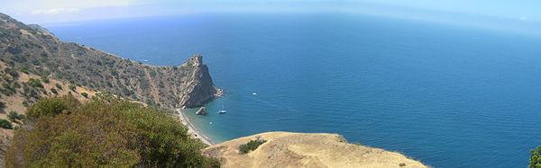 Little Gibraltar, Catalina, California