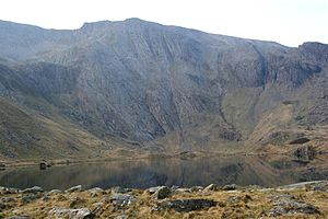 Llyn Idwal - Image: Llyn Idwal