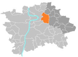 Location map municipal district Prague - Praha 9.PNG