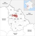 Locator map of Kanton Jaunay-Clan 2019.png