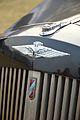 Logo and Radiator Cap - Austin - A125 - 1940 - 2912 cc - 6 cyl - Kolkata 2013-01-13 2945.JPG