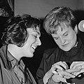 Lola Verkuil en Cisca Dresselhuys (1987).jpg