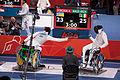 London 2012 Paralympics Fencing (8303088551).jpg