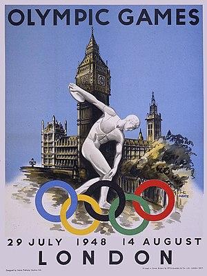 London Olympics - London 1948 Olympics