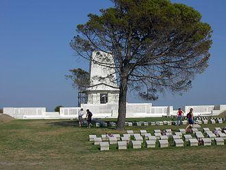 Edward Larkin - Lone Pine cemetery