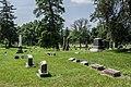 Looking E across sec E - Green Lawn Cemetery.jpg