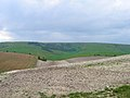 Looking towards Cold Coombes, near Kingston, Lewes - geograph.org.uk - 51624.jpg