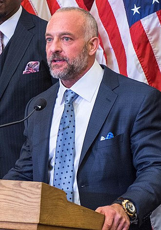 Lorenzo Fertitta - Fertitta at the United States Capitol in 2014.
