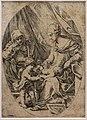 Lorenzo loli, madonna col bambino, elisabetta e giovannino, 1642, acquaforte (coll. gollini).jpg