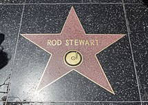 Los Angeles (California, USA), Hollywood Boulevard, Rod Stewart -- 2012 -- 5024.jpg