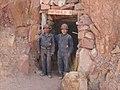 Los mineros de Bolivia (norte de Potosi).JPG