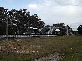 Lota railway station railway station in Brisbane, Queensland, Australia