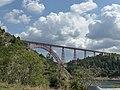 Loubaresse, Cantal, France. Viaduc ferroviaire de Garabit (plans larges) 05.jpg