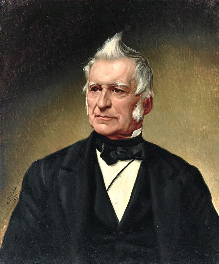 Louis-Joseph Papineau, par Alfred Boisseau, 1871