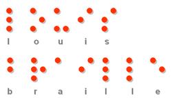 Google Souhaite Un Joyeux Anniversaire A Louis Braille Archives