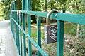 Love padlock bridge in Park Solacki, Poznan (2).JPG