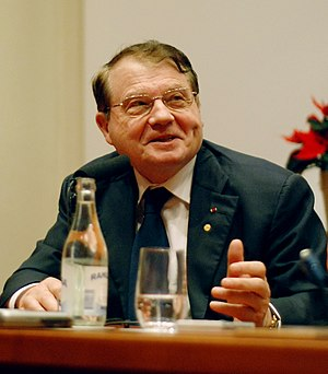 Luc Montagnier, Nobel Prize Laureate for Physi...