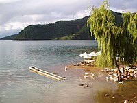 Lugu Lake in the morning.jpg