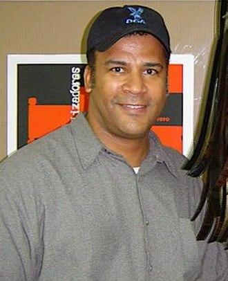 Luis Moro - Moro at The Havana Film Festival in Cuba 2003