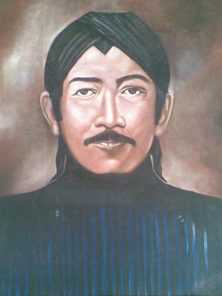 File:Lukisan Panembahan Senopati.png