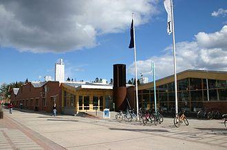 Luleå University of Technology - Luleå University of Technology