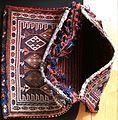 Luristan Soumak saddle bag open.JPG