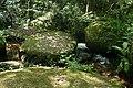 Lustleigh, stream with granite boulders - geograph.org.uk - 861503.jpg