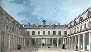 Lycée Condorcet - Image: Lycee Condorcet 1