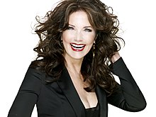 Lynda Carter - the beautiful, sexy, desirable, enchanting,  celebrity, actress, model,   with German, Irish, Scottish, Mexican,  roots in 2019