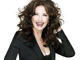 Photograph of Lynda Carter from JS² Communications, April 2, 2012